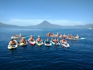 Adventure Meets Yoga - 4 Day SUP Yoga & Meditation Retreat in Lake Atitlan, Guatemala