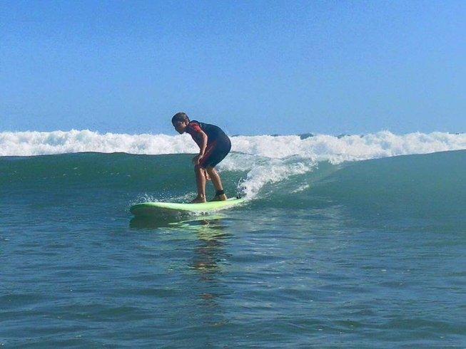 3 Days Weekend Surf Camp New Zealand