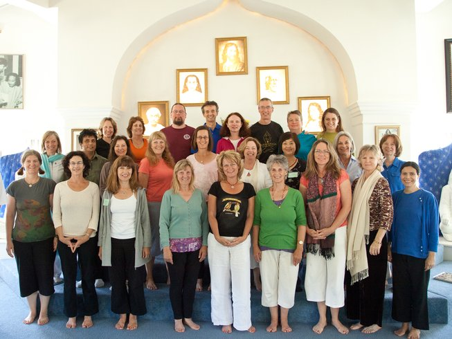 9 Days Bridge to Ananda Yoga Therapy Training Retreat in USA