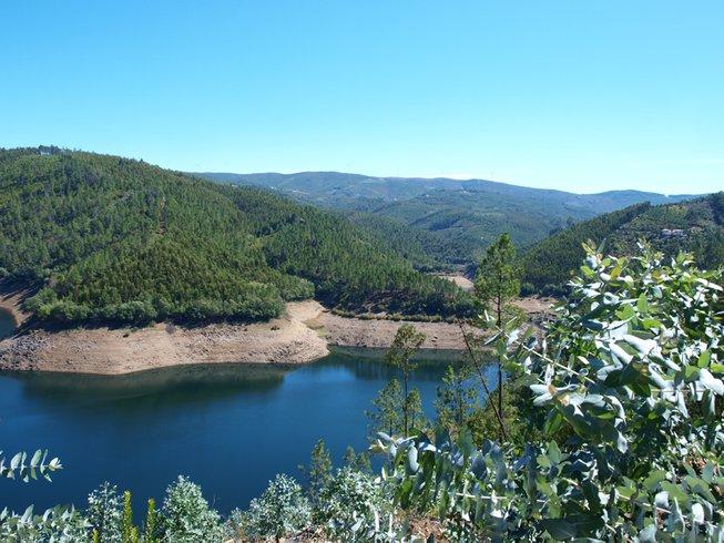 7 Days Awakening Body Yoga Retreat in Oleiros, Portugal