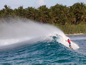 11 Days Surfing Trip in Maldives