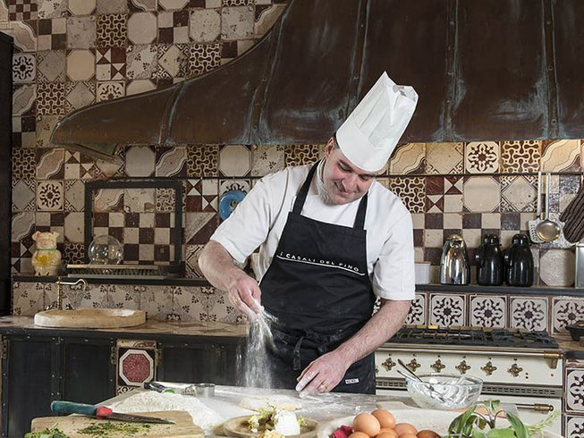 2 Days Farmhouse Cooking Holidays in Italy