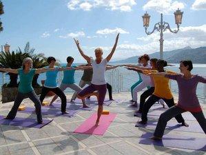 7 Tage Yoga und Fünf Elemente Qigong Retreat auf Sizilien, Italien