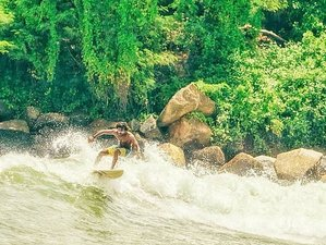 7 Tage Grundkurs Surf Camp in Galle, Südprovinz