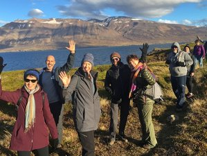 8 Days Adventure Yoga Retreat with Rachael Hunter and Kristin Page in Akureyri, Northern Iceland