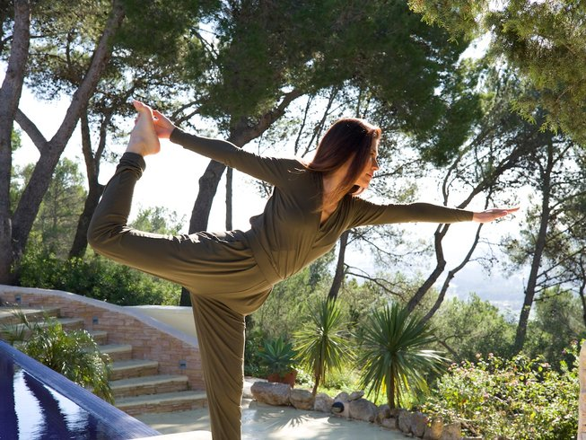 6 Days Christmas & New Year Yoga & Wellness Retreat, Ibiza, Spain
