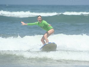 3 Day Weekend Surf and Yoga Camp in Pumula, Hibberdene