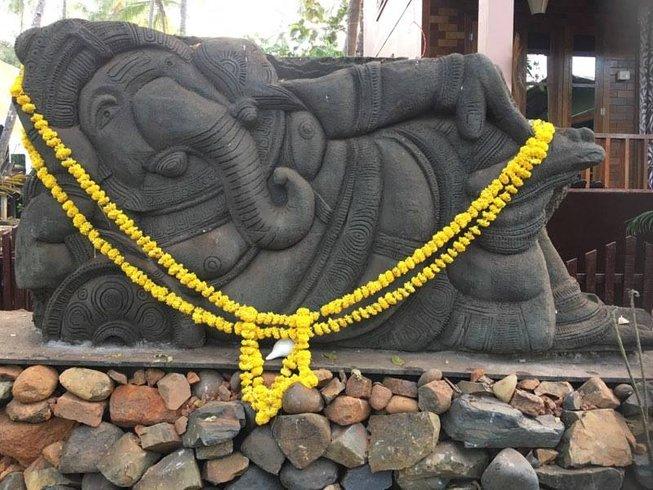 4 Days Reiki Healing & Personalized Spiritual Meditation & Yoga Retreat, South Goa Beach, India