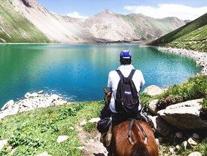 7 Day Discover the Nomadic Yurts and Horse Riding Holiday in Kyrgyzstan