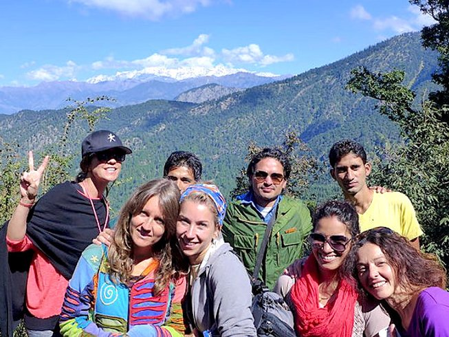 24 Days Yoga Teacher Training Himalayas India