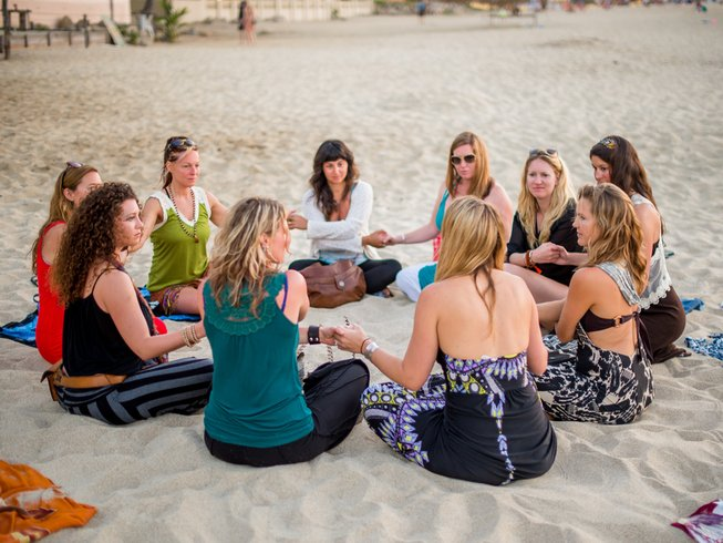 7 Days Bliss Goddess Surf and Yoga Retreat in Mexico
