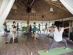 8 Days Bungee Fitness, Surf, and Yoga Retreat in Canggu, Bali