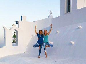8 Day Yin Yang Yoga Retreat in Santorini, Cyclades Islands