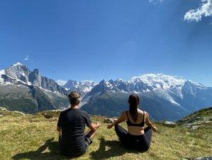 4 Days & 3 Nights Yoga Holiday and Hiking in Chamonix