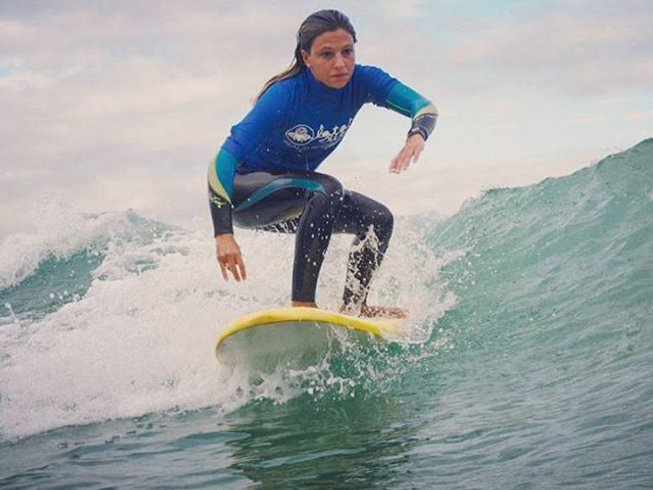8 Days Wave Surf Camp Cantabria, Spain