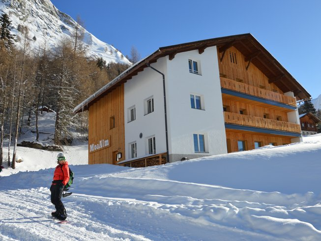8 Days Ski and Winter Yoga Retreat in Austria