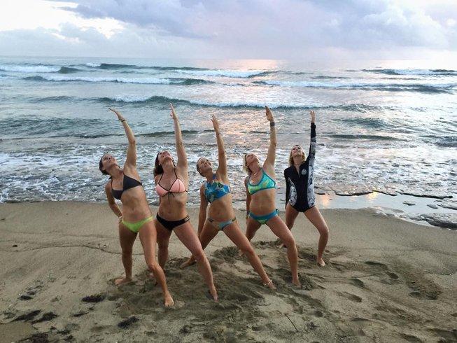 5-Daagse SUP en Yoga Retraite in de Dominicaanse Republiek