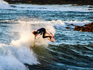 7 Day Premium Private Yoga and Surf in Tenerife