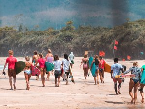 12 Week ISA and SLSGB Surf Instructor Course - Live and Surf in Canggu, Bali