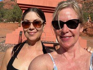 3 Day Monsoon Nectar Bath Culture Yoga and Hiking Retreat in Sedona, Arizona