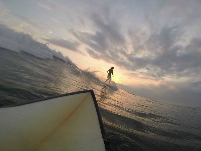 8 Days Surf Camp in Kerobokan, Badung, Indonesia