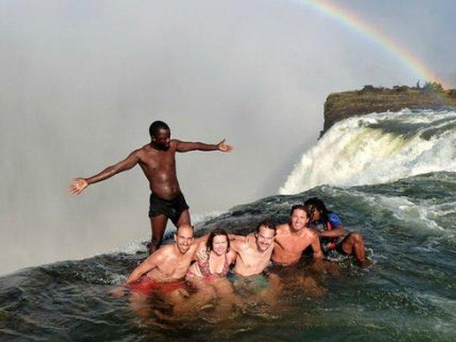 8 Days Zambezi Explorer Safari in Zimbabwe