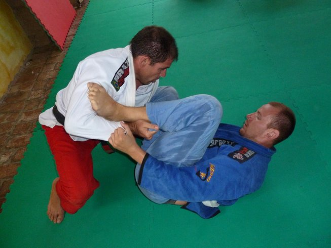 Yoga and Brazilian Jiujitsu Immersion in Menorca, Spain