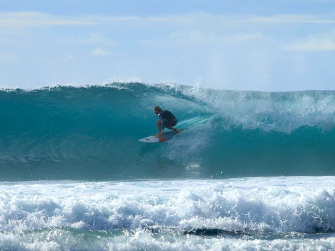 11 Days Boat Charter and Surf Camp in Padang, West Sumatra, Indonesia