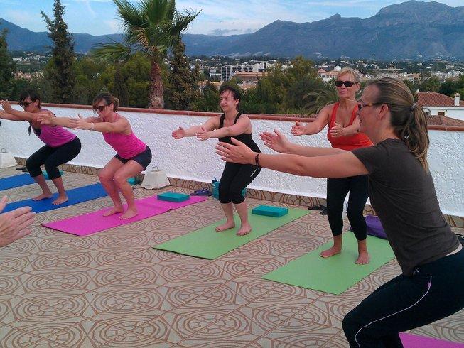 15 Tage Entspannungs und Verjüngungs Yoga in Alicante, Spanien