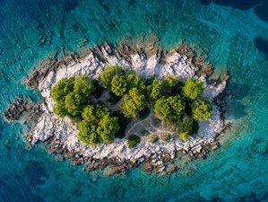 8 Tage Entspannung und Energie, mit Hatha Yoga (Yin und Vini), Insel Krk