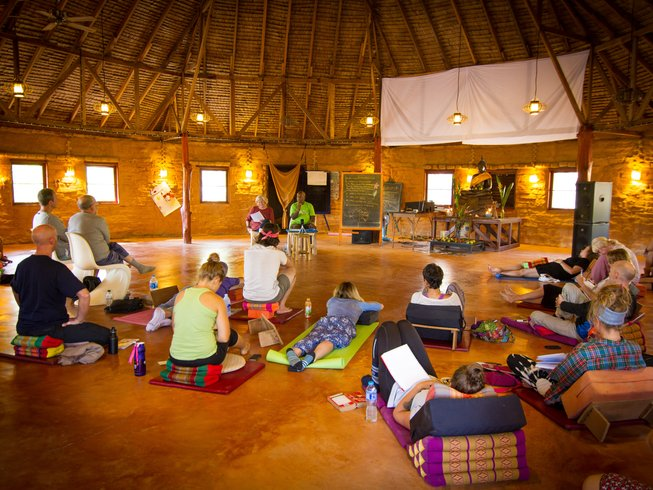 31 Days Mindfulness and Yoga Retreat in Thailand