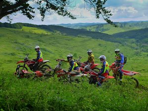 5 Days Enduro Heaven Guided Motorcycle Tour in Romania