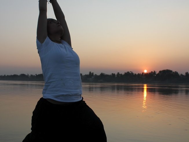 11 Days Art, Meditation and Yoga in India