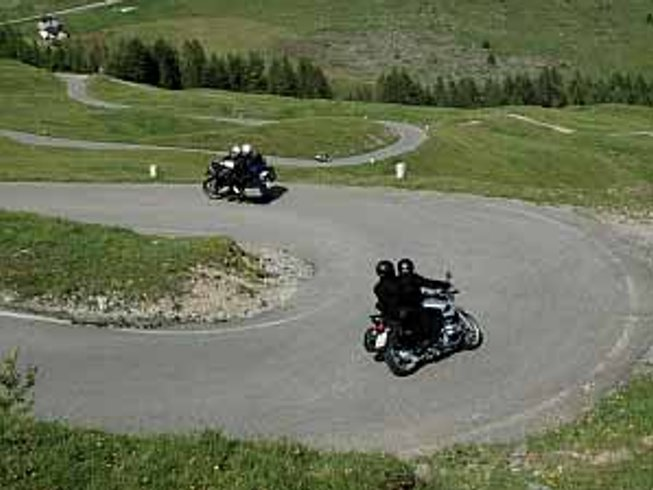 15 Days BMW Motorcycle Tour in Germany, Austria, Switzerland, and Italy