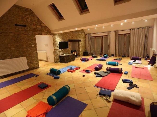 3 jours en stage de yoga rajeunissant et Pilates à Kidlington, Grande-Bretagne