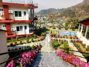 22 jours-200 heures de formation de professeur de yoga multi-style dans le pays Himalayen, Nepal