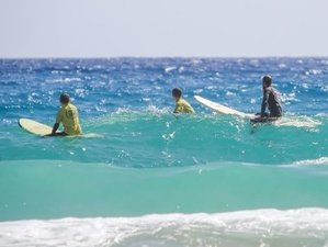 15 Days Budget Surf Camp in Corralejo, Spain