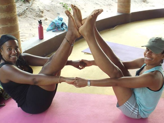 8 Days Explore the Chakra System Yoga Retreat in India