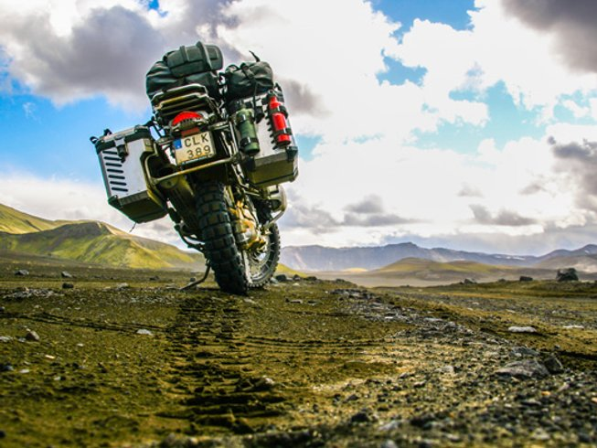 13 Days All-Road BMW Iceland Motorcycle Tour