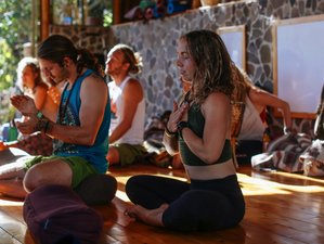 5 Days Reflections Silent Movement and Yoga Retreat in San Marcos La Laguna, Guatemala