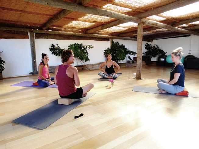 5 Days Yoga Retreat in Colares, Portugal