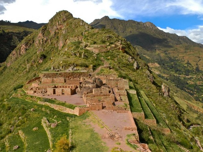5 Days Silent Meditation & Hatha Yoga Retreat in Peru