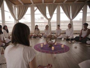 8 Days (65 CEUs) Yin Yoga Teacher Training with Bhakti Prema Yoga in Ragusa, Italy