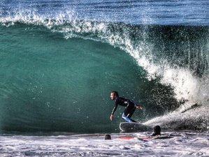 Surf & Yoga Camp Vacation 8 Days All Inclusive Agadir-Tamraght-Taghazout, Morocco