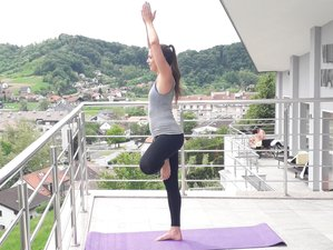 4 Day Luxurious Yoga Hotel in Krapinske Toplice, Croatian Zagorje