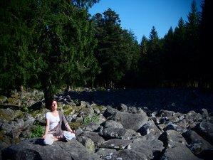Semaine intensive de yoga intégral et énergétique dans les Hautes Vosges, France