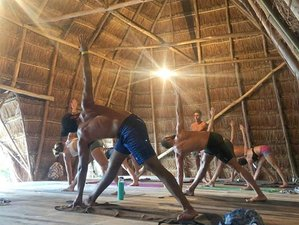 21 Day 200-Hour Yoga Teacher Training Course in Beautiful Bacalar lagoon Mexico