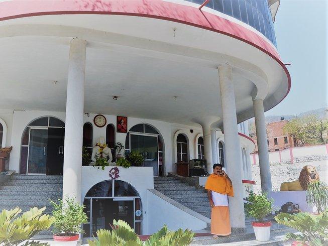 15 Tage Familien Yoga Retreat in Rishikesh, Himalaya