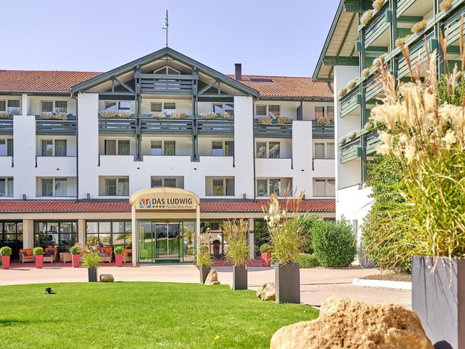 7 Tage Yoga Retreat und Lomi Lomi Nui Massage in Bad Griesbach bei Passau, Bayern