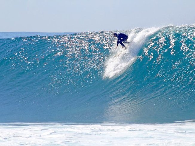5 Days Surf Camp in South Africa